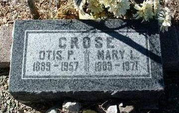GODAC CROSE, MARY LINDA - Yavapai County, Arizona | MARY LINDA GODAC CROSE - Arizona Gravestone Photos