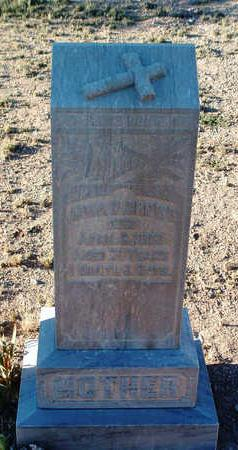 DOYLE CROWE, ANNA MARY - Yavapai County, Arizona | ANNA MARY DOYLE CROWE - Arizona Gravestone Photos