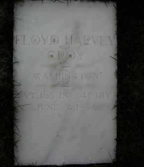 CROY, FLOYD HARVEY - Yavapai County, Arizona | FLOYD HARVEY CROY - Arizona Gravestone Photos