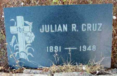 CRUZ, JULIAN RIOS - Yavapai County, Arizona | JULIAN RIOS CRUZ - Arizona Gravestone Photos
