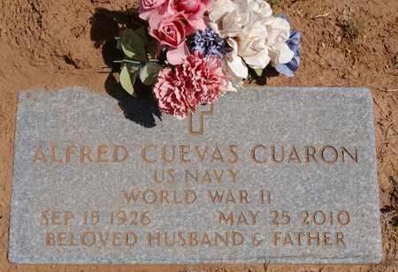CUARON, ALFRED CUEVAS - Yavapai County, Arizona | ALFRED CUEVAS CUARON - Arizona Gravestone Photos