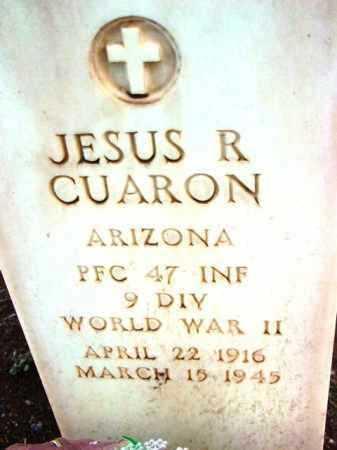 CUARON, JESUS R. - Yavapai County, Arizona | JESUS R. CUARON - Arizona Gravestone Photos