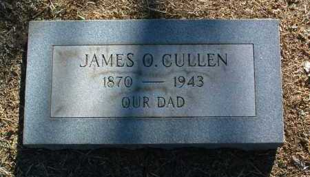 CULLEN, JAMES OSCAR - Yavapai County, Arizona | JAMES OSCAR CULLEN - Arizona Gravestone Photos