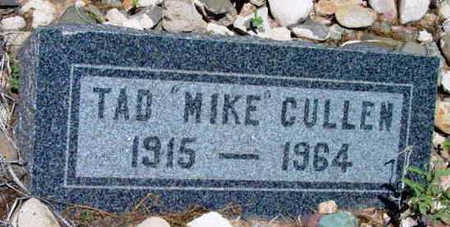 CULLEN, TAD  (MIKE) - Yavapai County, Arizona   TAD  (MIKE) CULLEN - Arizona Gravestone Photos