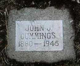 CUMMINGS, JOHN JOSEPH - Yavapai County, Arizona | JOHN JOSEPH CUMMINGS - Arizona Gravestone Photos