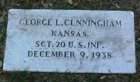 CUNNINGHAM, GEORGE  L. - Yavapai County, Arizona | GEORGE  L. CUNNINGHAM - Arizona Gravestone Photos
