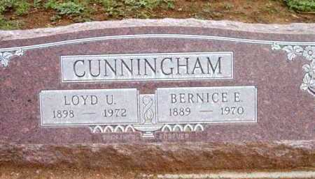 CUNNINGHAM, BERNICE E. - Yavapai County, Arizona | BERNICE E. CUNNINGHAM - Arizona Gravestone Photos