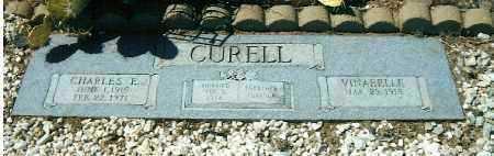 SHERWOOD CURELL, V. - Yavapai County, Arizona | V. SHERWOOD CURELL - Arizona Gravestone Photos