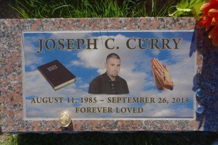 CURRY, JOSEPH CHARLES - Yavapai County, Arizona | JOSEPH CHARLES CURRY - Arizona Gravestone Photos