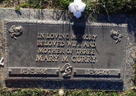 RODRIGUEZ CURRY, MARY - Yavapai County, Arizona | MARY RODRIGUEZ CURRY - Arizona Gravestone Photos