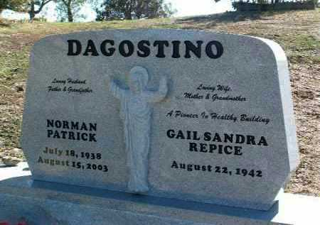 DAGOSTINO, GAIL SANDRA - Yavapai County, Arizona | GAIL SANDRA DAGOSTINO - Arizona Gravestone Photos