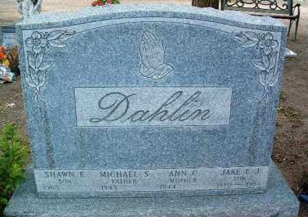 DAHLIN, MICHAEL S. - Yavapai County, Arizona | MICHAEL S. DAHLIN - Arizona Gravestone Photos