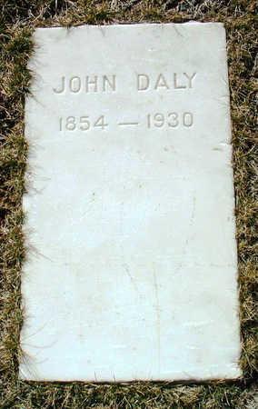 DALY, JOHN - Yavapai County, Arizona | JOHN DALY - Arizona Gravestone Photos