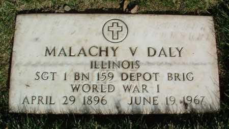 DALY, MALACHY V. - Yavapai County, Arizona | MALACHY V. DALY - Arizona Gravestone Photos