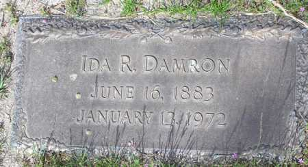 DAMRON, IDA R. - Yavapai County, Arizona   IDA R. DAMRON - Arizona Gravestone Photos