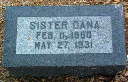 ELDRIDGE POGUE, SISTER DANA - Yavapai County, Arizona | SISTER DANA ELDRIDGE POGUE - Arizona Gravestone Photos