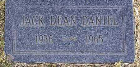 DANIEL, JACK DEAN - Yavapai County, Arizona | JACK DEAN DANIEL - Arizona Gravestone Photos