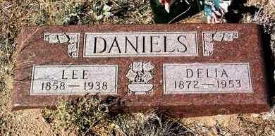 LOWE DANIELS, DELIA - Yavapai County, Arizona | DELIA LOWE DANIELS - Arizona Gravestone Photos