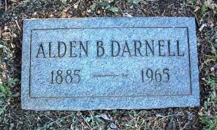 DARNELL, ALDEN BLAINE - Yavapai County, Arizona | ALDEN BLAINE DARNELL - Arizona Gravestone Photos