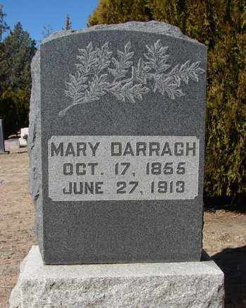 DARRAGH, MARY - Yavapai County, Arizona | MARY DARRAGH - Arizona Gravestone Photos