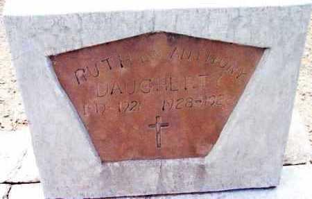 DAUGHERTY, RUTH - Yavapai County, Arizona | RUTH DAUGHERTY - Arizona Gravestone Photos