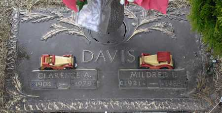 DAVIS, MILDRED ISABELLE - Yavapai County, Arizona | MILDRED ISABELLE DAVIS - Arizona Gravestone Photos