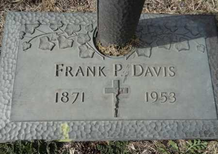 DAVIS, FRANK PAINTER - Yavapai County, Arizona | FRANK PAINTER DAVIS - Arizona Gravestone Photos