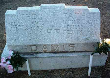 JOY DAVIS, BEULAH BELLE ZORA - Yavapai County, Arizona | BEULAH BELLE ZORA JOY DAVIS - Arizona Gravestone Photos
