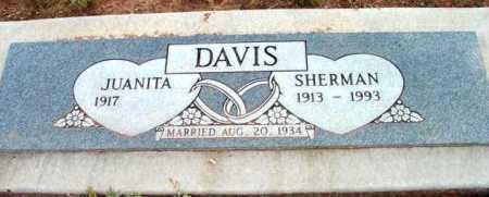 DAVIS, SHERMAN M. - Yavapai County, Arizona   SHERMAN M. DAVIS - Arizona Gravestone Photos