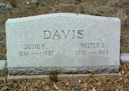 DAVIS, SUE / SUSIE (URSULA) - Yavapai County, Arizona | SUE / SUSIE (URSULA) DAVIS - Arizona Gravestone Photos