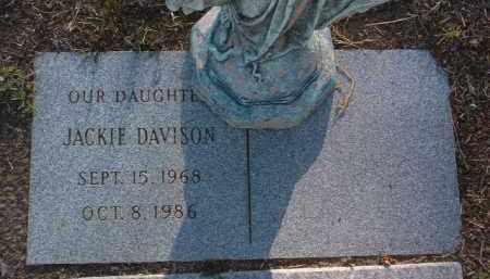 DAVISON, JACQUELINE LOUISE - Yavapai County, Arizona | JACQUELINE LOUISE DAVISON - Arizona Gravestone Photos
