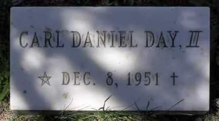 DAY, CARL DANIEL, II - Yavapai County, Arizona | CARL DANIEL, II DAY - Arizona Gravestone Photos