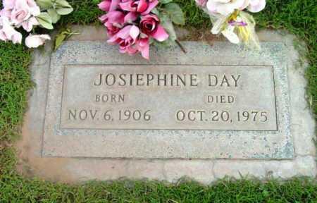 DAY, JOSIEPHINE - Yavapai County, Arizona   JOSIEPHINE DAY - Arizona Gravestone Photos