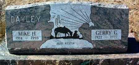 DAYLEY, GLADYS G. (GERRY) - Yavapai County, Arizona | GLADYS G. (GERRY) DAYLEY - Arizona Gravestone Photos