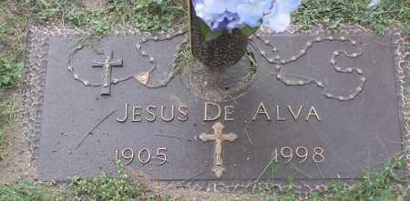 DE ALVA, JESUS JOSE - Yavapai County, Arizona | JESUS JOSE DE ALVA - Arizona Gravestone Photos