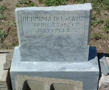 DE LA CRUZ, HERMINIA - Yavapai County, Arizona | HERMINIA DE LA CRUZ - Arizona Gravestone Photos