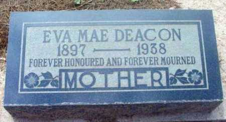 DEACON, EVALYN MAE - Yavapai County, Arizona | EVALYN MAE DEACON - Arizona Gravestone Photos