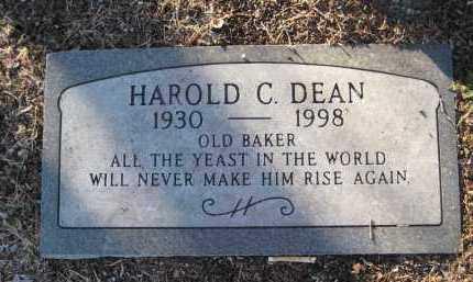 DEAN, HAROLD CLYDE - Yavapai County, Arizona | HAROLD CLYDE DEAN - Arizona Gravestone Photos