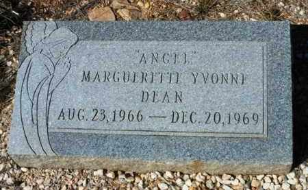 DEAN, MARGUERITTE Y. - Yavapai County, Arizona | MARGUERITTE Y. DEAN - Arizona Gravestone Photos