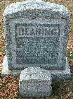 DEARING, CLAUDIE W. - Yavapai County, Arizona | CLAUDIE W. DEARING - Arizona Gravestone Photos
