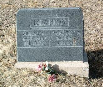 DEARING, WILLIAM ANDERSON - Yavapai County, Arizona | WILLIAM ANDERSON DEARING - Arizona Gravestone Photos