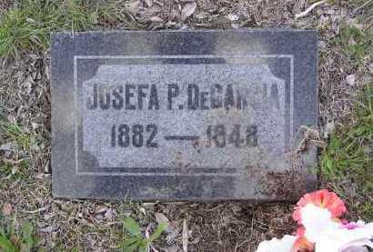 PULIDA GARCIA, JOSEFA P. - Yavapai County, Arizona | JOSEFA P. PULIDA GARCIA - Arizona Gravestone Photos