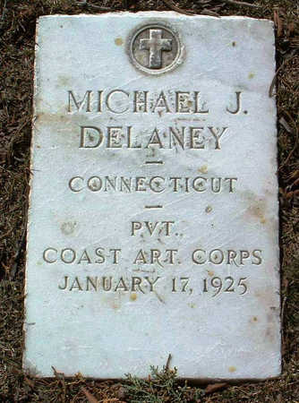 DELANEY, MICHAEL JOSEPH - Yavapai County, Arizona | MICHAEL JOSEPH DELANEY - Arizona Gravestone Photos