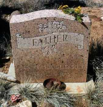 DELGADILLO, JUAN ARANDA - Yavapai County, Arizona | JUAN ARANDA DELGADILLO - Arizona Gravestone Photos