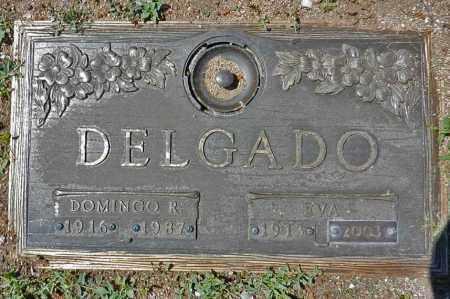 DELGADO, EVA - Yavapai County, Arizona   EVA DELGADO - Arizona Gravestone Photos