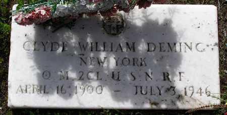 DEMING, CLYDE WILLIAM - Yavapai County, Arizona | CLYDE WILLIAM DEMING - Arizona Gravestone Photos