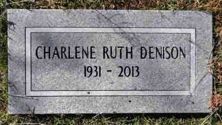 DENISON, CHARLENE RUTH - Yavapai County, Arizona | CHARLENE RUTH DENISON - Arizona Gravestone Photos
