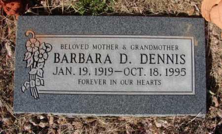 DENNIS, BARBARA D. - Yavapai County, Arizona   BARBARA D. DENNIS - Arizona Gravestone Photos