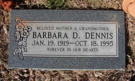 DENNIS, BARBARA DEAN - Yavapai County, Arizona | BARBARA DEAN DENNIS - Arizona Gravestone Photos