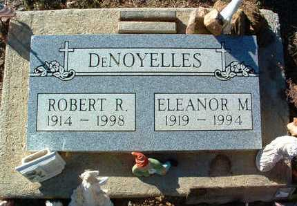 DENOYELLES, ELEANOR M. - Yavapai County, Arizona   ELEANOR M. DENOYELLES - Arizona Gravestone Photos